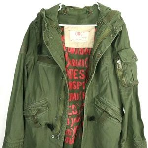 NWT GAP Project Red Army Military Jacket